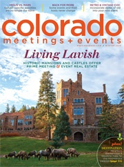 Colorado Meetings & Events